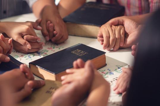 Gebetsgruppe