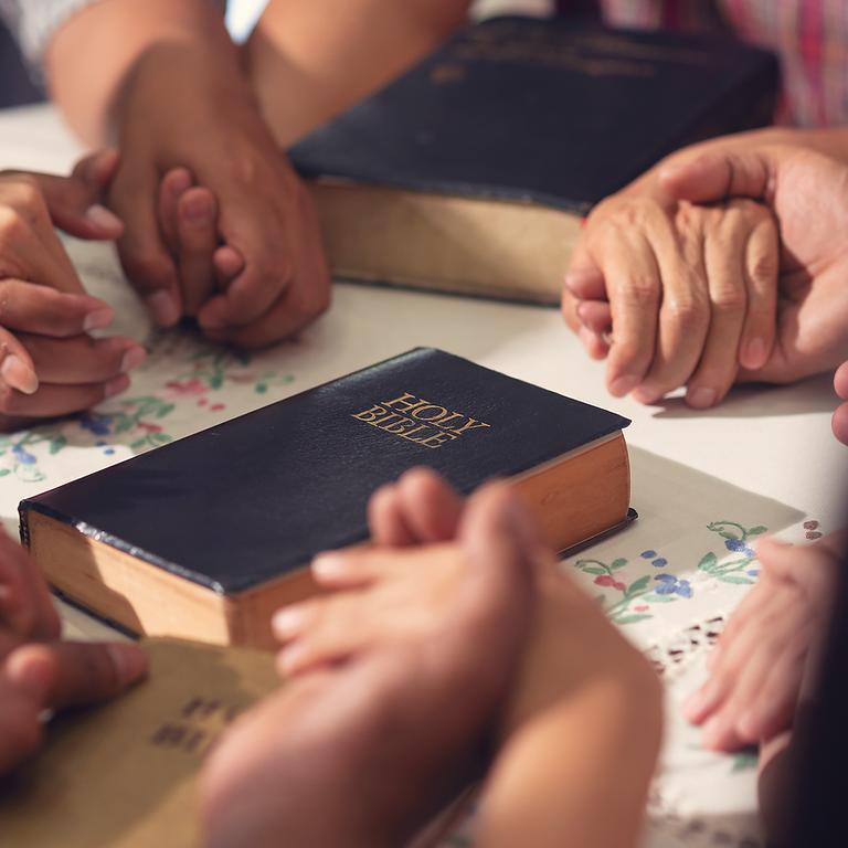 Prayer and Bible Study