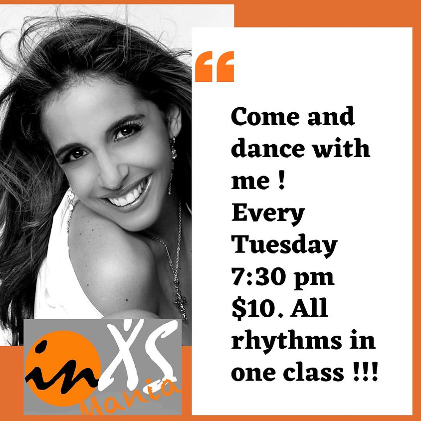 Mommy Time!  A dance class for adults! (1)