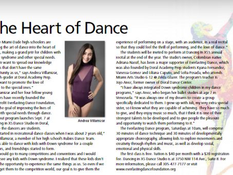 The Heart of Dance