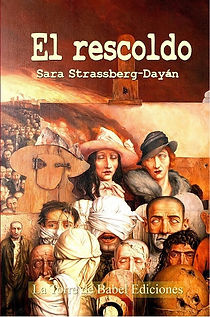 El rescoldo obra teatral de Sara Strassberg-Dayán