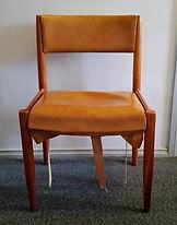 Vintage 1970's chair repair