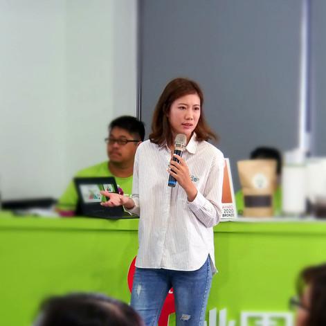 2020 基隆 SDGs 青年創業行動團隊培訓研習營-桃園青年事務局