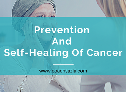 Prevention and self-healing of cancer