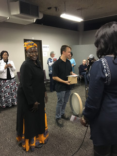 Drumming for Peace