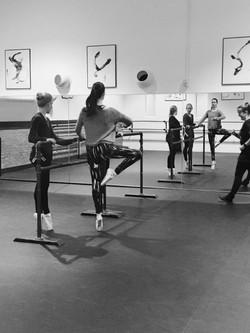 Ballet IV  class pic