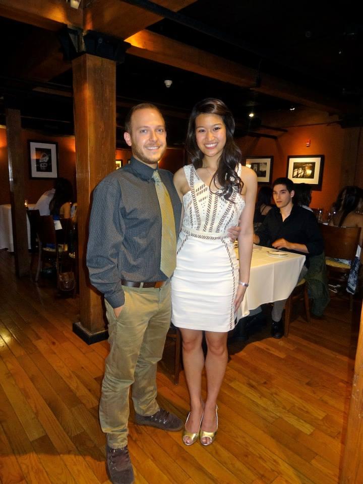 Mark and Danielle