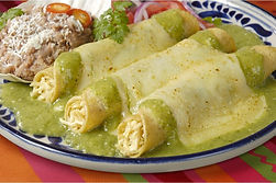 Enchiladas-is-a-traditional-food-from-Me
