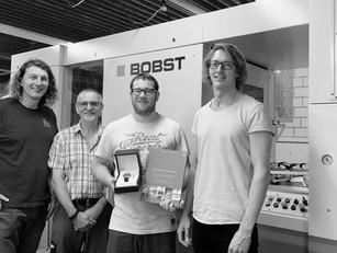 #48, #news: Lehrabschlussprüfung zum Verpackungstechnologen