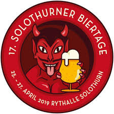 #27, #news: 17. Solothurner Biertage vom 25.-27.04.2019 – Tradition und Innovation vereint