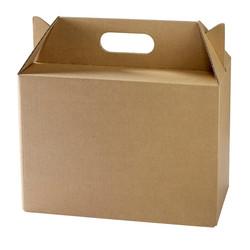 Tragtasche aus Karton