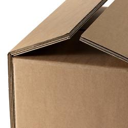 Faltbox aus 3 welligem Karton, extra stabil