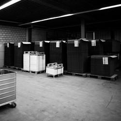 Lagerhaltung bei Glanzmann