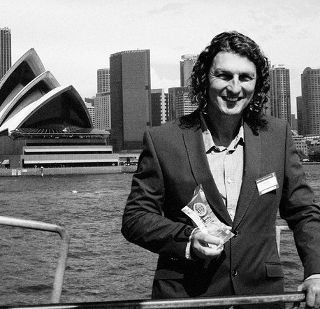 Worldstar for Packaging Award Sydney, Hopper-Box, Glanzmann, Schokoladenverpackung