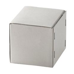 Kartonschachtel aus Graukarton