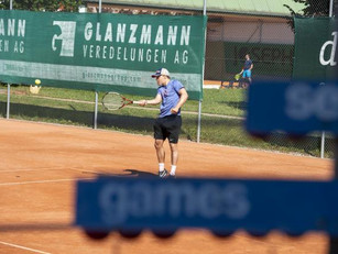 #50, #memories: EHC Biel beim Tennisturnier im Tenniscenter Scheuren