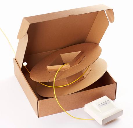 Innovativste Verpackung - alles aus Karton - Worldstar und Swiss Star Glanzmann
