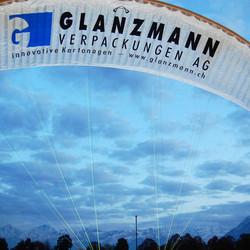 Tandemflug anmelden und geniessen, Glanzmann machts möglich