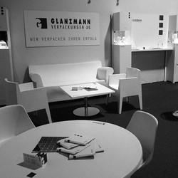 Wir freuen uns auf Ihren Besuch an unserem nächsten Messestand, Glanzmann