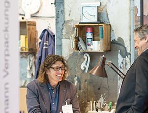 Guido Glanzmann referiert über Genuss - Emotionen und Verpackung im Packaging Art House