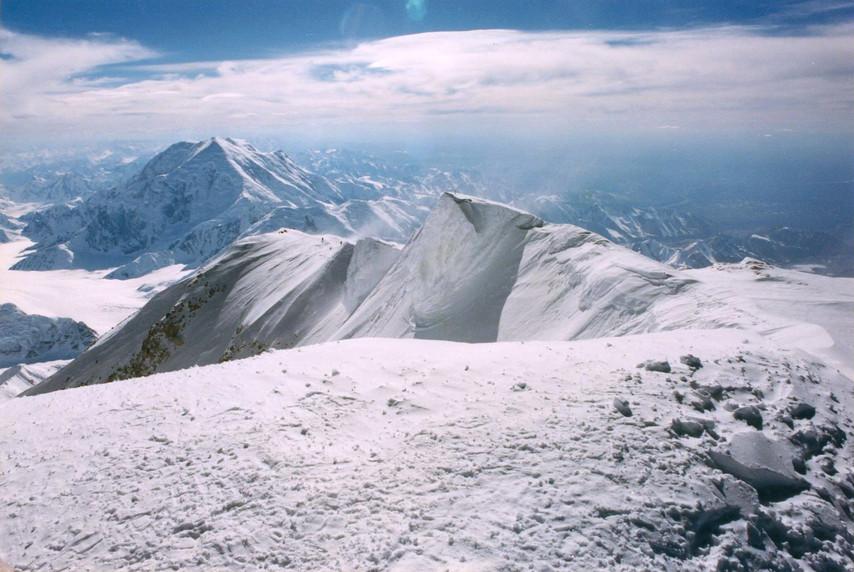 Denali Summit 1993