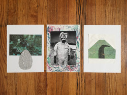 Green Collages