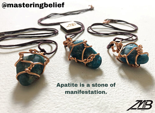 Apatite Necklaces