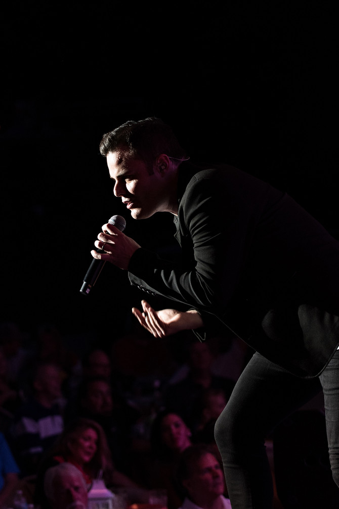 Ultimate Queen Celebration Heats Up Ocean Grove, NY starring Marc Martel at The Great Auditorium in