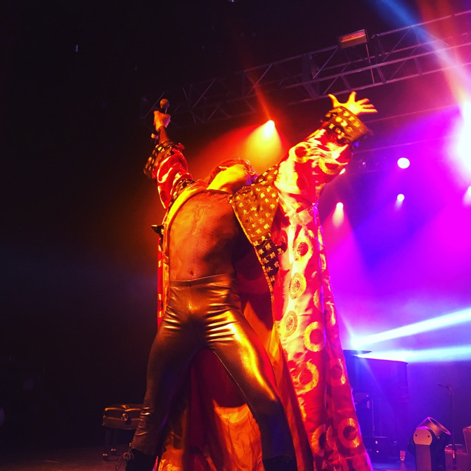 Audiences LOVE Rebel Rebel The Many Lives Of David Bowie THE CONCERT MAY 11, 2018 Patchogue Theatre,