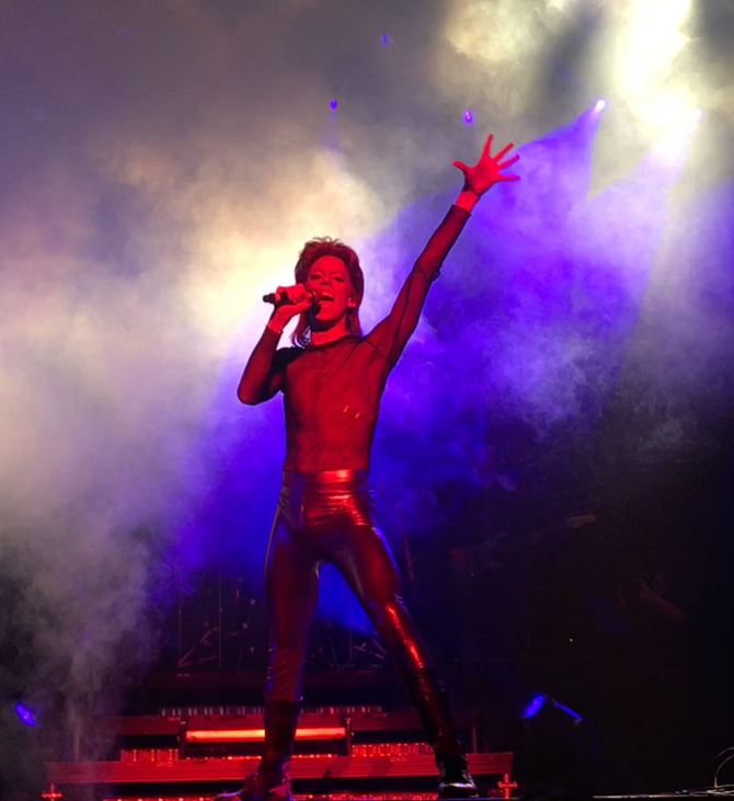 Back By Popular Demand! REBEL REBEL The Many Lives of David Bowie July 13, 2019 Patchogue, NY