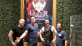 UQC starring Marc Martel ROCKED Quebec City Sold Out Return Engagement