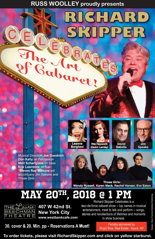 Tomorrow May 20 at 1 pm NYC