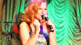 Rita Hayworth the Atomic Star Lives @ClubArcada with Quinn Lemley