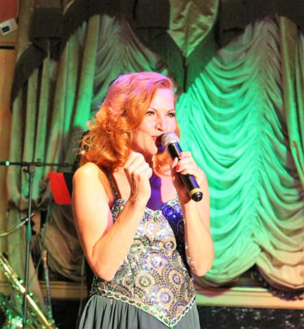 Rita Hayworth the Atomic Star Lives @ClubArcada with Quinn Lemley