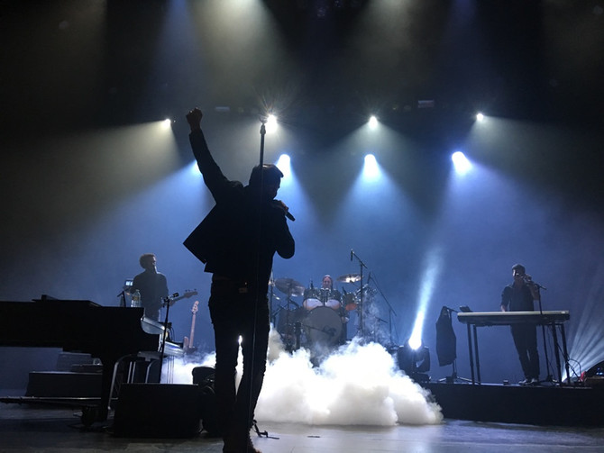 CAMA brings The Ultimate Queen Celebration starring Marc Martel to The Santander Arena in Redding, P