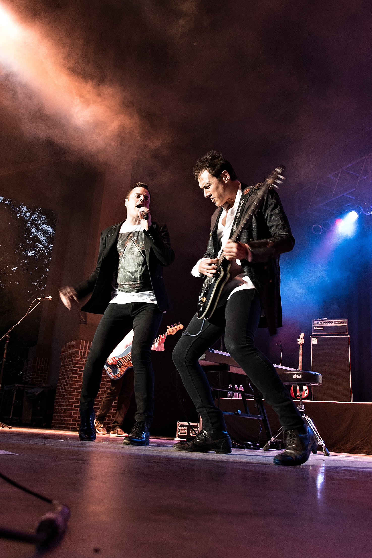 Marc Martel and Tristan Avakian UQC