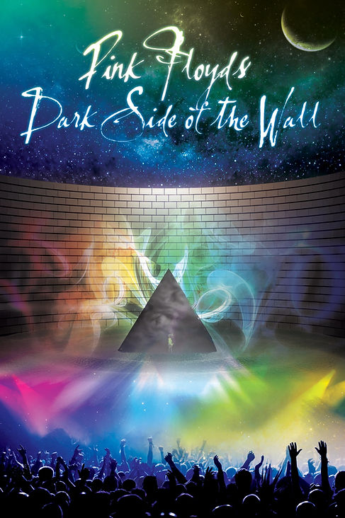 Pink Floyd's Dark Side of the Wall Poste