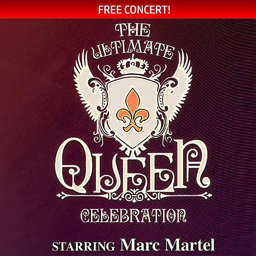 FREE! THE ULTIMATE QUEEN CELEBRATION