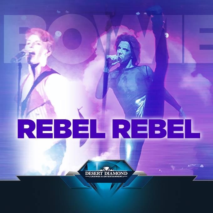 Rebel Rebel The Many Lives of David