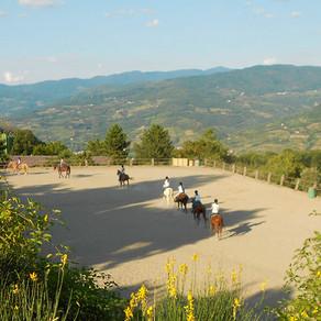Vacanze a cavallo per ragazzi