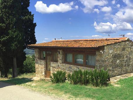 La casetta a Camorli
