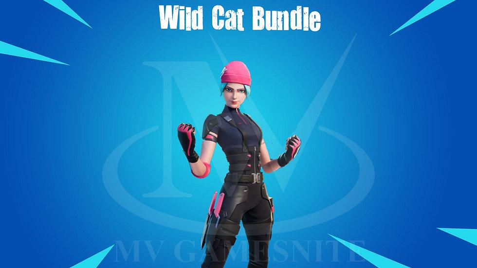 Pacote Wild Cat