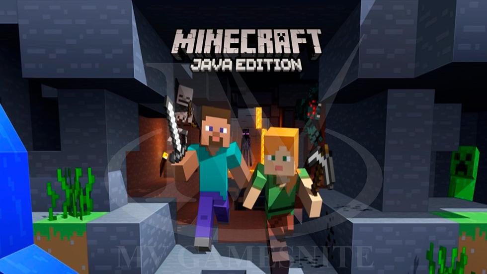 Minecraft Edição Java