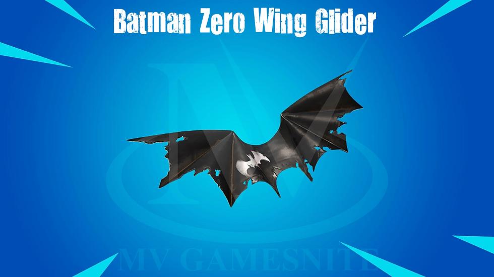 Batman Zero Wing Glider