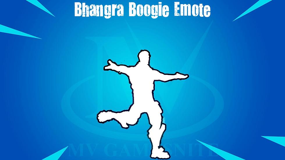 Emote Bhangra Boogie