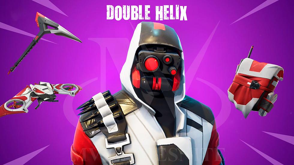 Pacote Double Helix (Hélice Dupla)