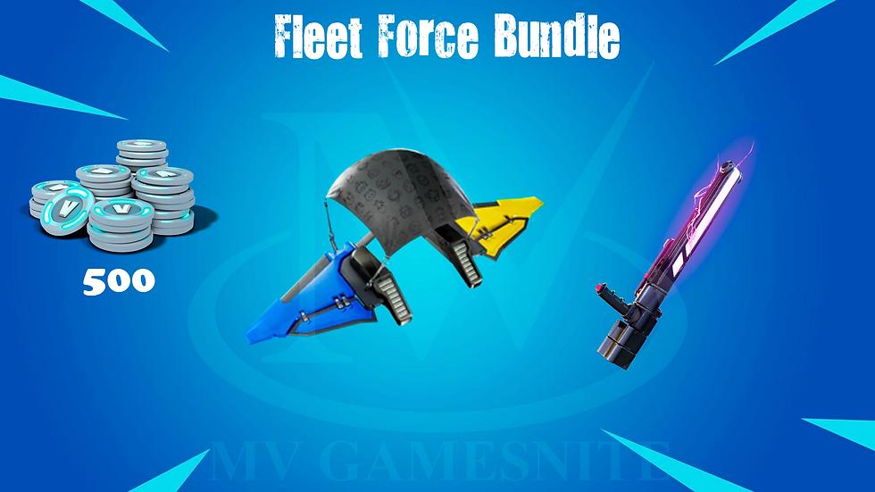 Pacote Fleet Force