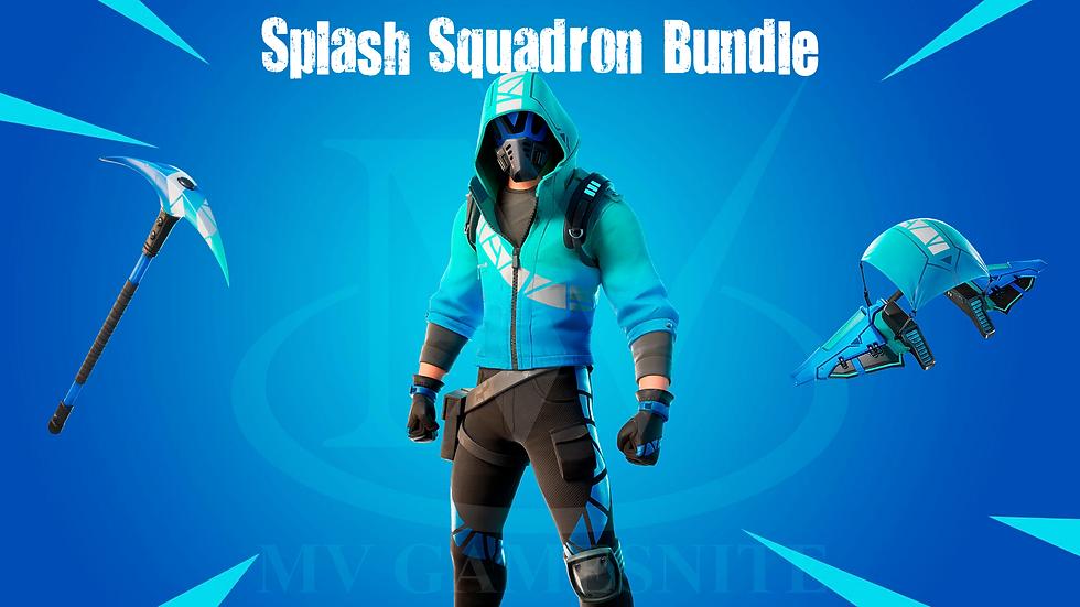 Pacote Splash Squadron