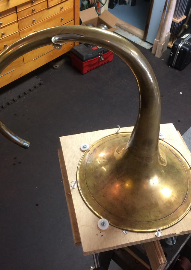 Kruspe French horn bell