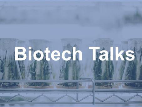 """Biotech Talks"", our brand new Tiamat blog"